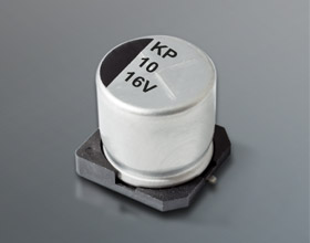 HKP NON-POLARIZED WIDE TEMPERATURE ELECTROLYTIC CAPACITOR