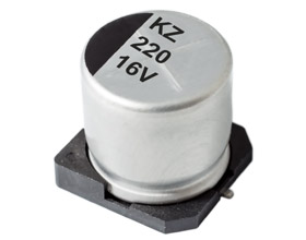 HKZ EXTRA LOW IMPEDANCE ELECTROLYTIC CAPACITOR